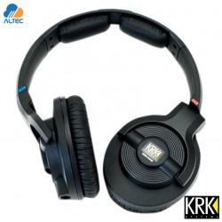 Audifonos KRK KNS 6400 Profesional de Estudio Cerrado
